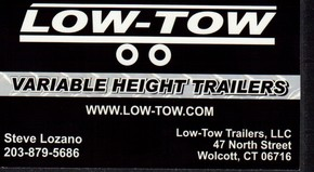 Click to see Low-Tow Trailers, LLC Details